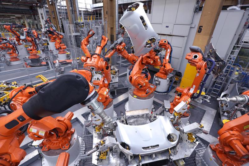 Automotive & Manufacturing auto 1
